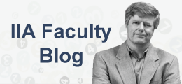 Faculty Blog
